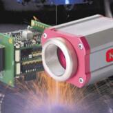 Kappa Kamera mit C-Mount zum Anschluss an Laseroptiken