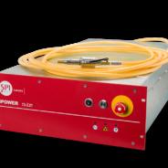 Faserlaser SPI, redPOWER, 1500W, Qube